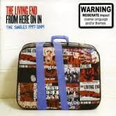LIVING END-FROM HER ON IN CD VGPLUS