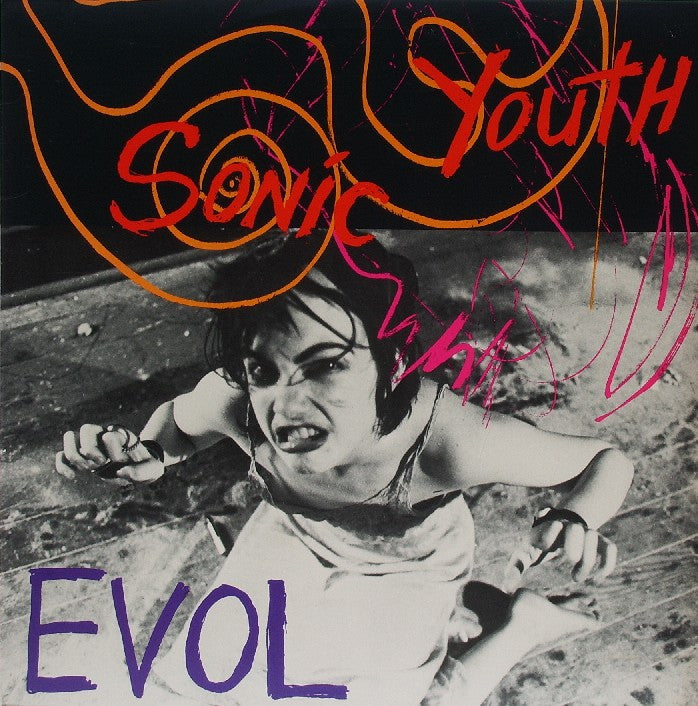 SONIC YOUTH-EVOL CD VG