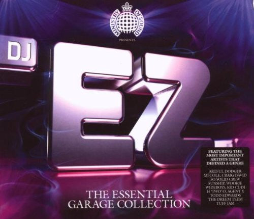 EZ THE ESSENTIAL GARAGE COLLECTION VA 3CDS *NEW*