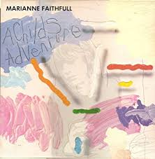 FAITHFULL MARIANNE-A CHILDS ADVENTURE LP VG COVER VG