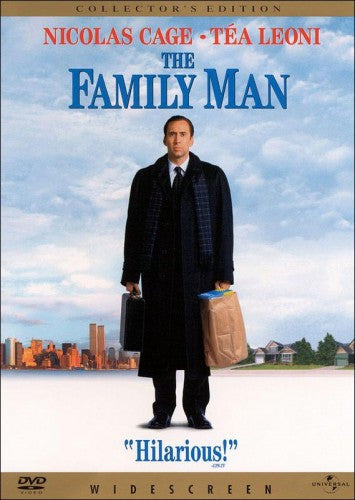 FAMILY MAN THE DVD COVER G DVD M