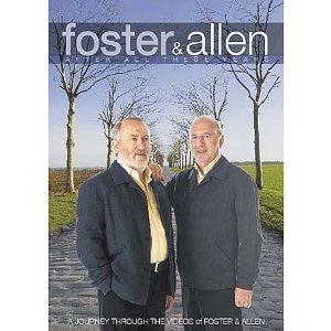 FOSTER AND ALLEN-AFTER ALL THESE YEARS DVD LN