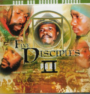 FIVE DISCIPLES-PART 2 CD G