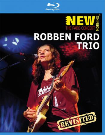 FORD ROBBEN TRIO-THE PARIS CONCERT BLURAY *NEW*