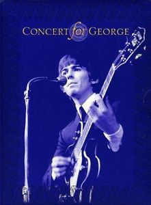CONCERT FOR GEORGE 2 DVD *NEW*