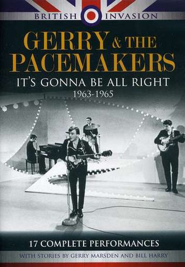GERRY AND THE PACEMAKERS-ITS GONNA BE ALRIGHT *NEW*
