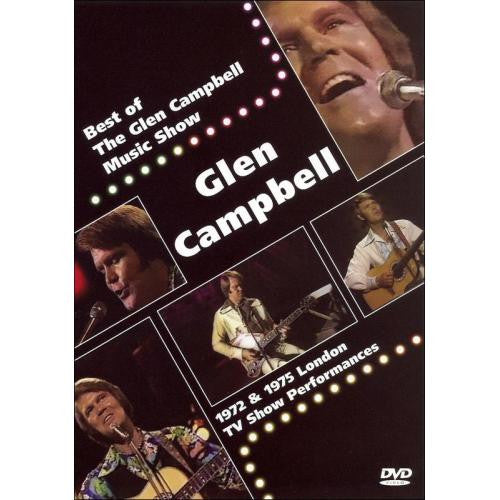 CAMPBELL GLEN-BEST OF THE GLEN CAMPBELL MUSIC SHOW DVD *NEW*