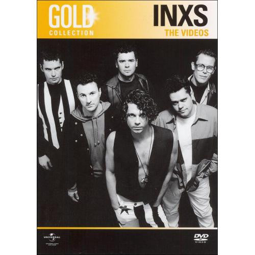 INXS-THE VIDEOS GOLD COLLECTION DVD M