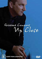 CONNORS GRAEME-UP CLOSE DVD *NEW*