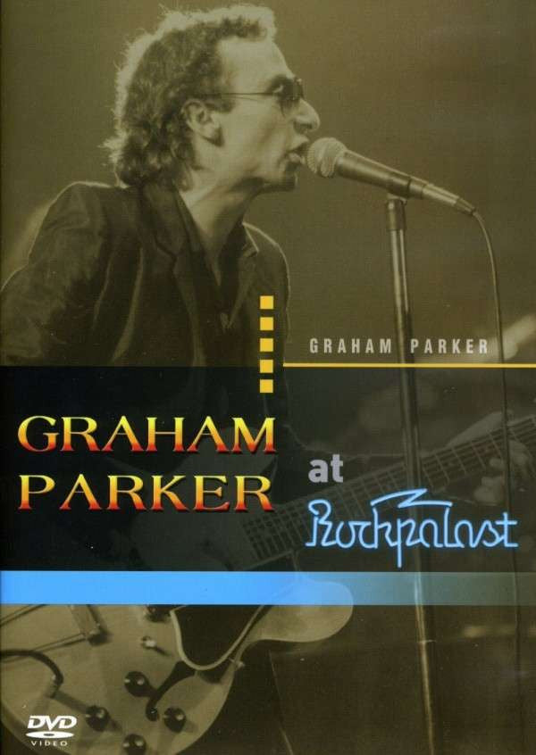 PARKER GRAHAM AT ROCKPALAST DVD ZONE 2 *NEW*