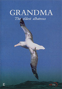 GRANDMA-THE OLDEST ALBATROSS DVD *NEW*