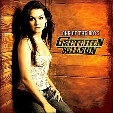 WILSON GRETCHEN-ONE OF THE BOYS CD *NEW*