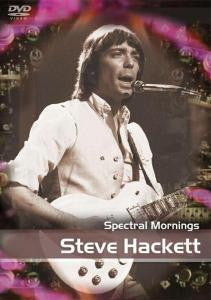 HACKETT STEVE-SPECTRAL MORNINGS REGION 2 DVD*NEW*