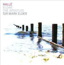 HALLE ELDER ELGAR-THE APOSTLES 2CDS *NEW*