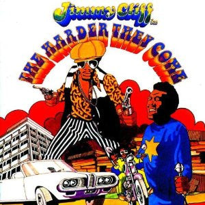 CLIFF JIMMY-THE HARDER THEY COME CD *NEW*