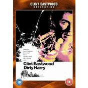 DIRTY HARRY CLINT EASTWOOD SPECIAL EDITION 2DVD VG