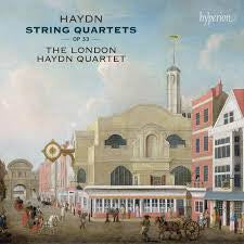 HAYDN STRING QUARTETS-LONDON HAYDN QUARTET 2CD *NEW*