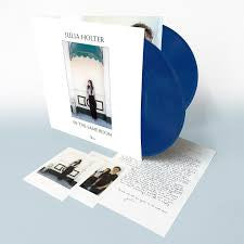 HOLTER JULIA-IN THE SAME ROOM BLUE VINYL 2LP *NEW*