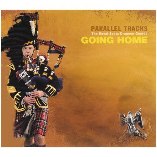 ROYAL SCOTS DRAGOON GUARDS-PARALLEL TRACKS *NEW*