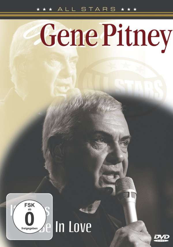 PITNEY GENE-IT HURTS TO BE IN LOVE DVD *NEW*