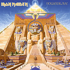IRON MAIDEN-POWERSLAVE LP *NEW*