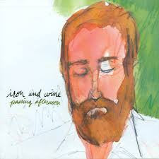 IRON AND WINE-PASSING AFTERNOON PROMO CDEP LN