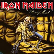 IRON MAIDEN-PIECE OF MIND LP *NEW*