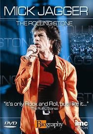 JAGGER MICK-THE ROLLING STONE DVD M ZONE 2