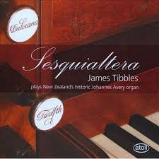 TIBBLES JAMES-SESQUIALTERA *NEW*