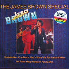 BROWN JAMES-THE JAMES BROWN SPECIAL LP VG COVER VG+