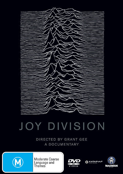 JOY DIVISION-A DOCUMENTARY DVD M