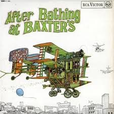 JEFFERSON AIRPLANE-AFTER BATHING AT BAXTER'S MONO LP VG+ COVER VG+