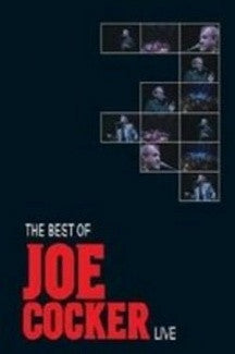 COCKER JOE-THE BEST OF JOE COCKER LIVE DVD LN
