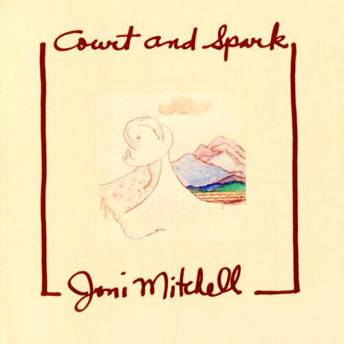 MITCHELL JONI-COURT AND SPARK *NEW*