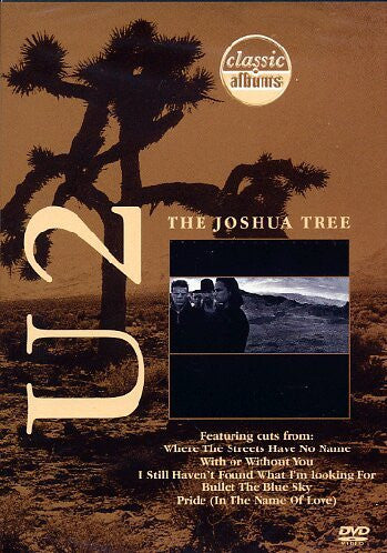 U2-THE JOSHUA TREE DVD *NEW*