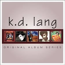 LANG KD-ORIGINAL ALBUM SERIES *NEW*