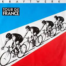 "KRAFTWERK-TOUR DE FRANCE 12"" VG+ COVER VG"