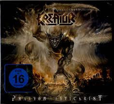 KREATOR-PHANTOM ANTICHRIST CD+DVD VG