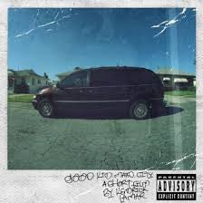 LAMAR KENDRICK-GOOD KID MAAD CITY 2LP *NEW*