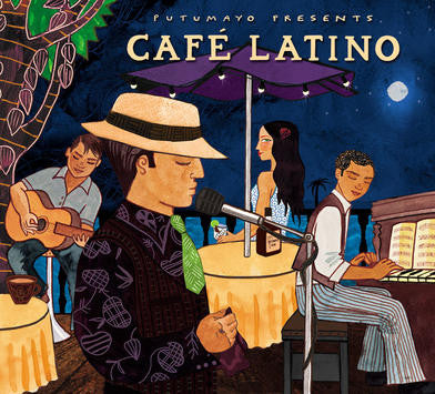 CAFE LATINO *NEW*