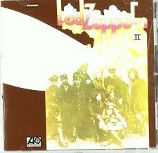 LED ZEPPELIN-LED ZEPPELIN II *NEW*