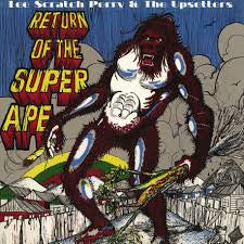 PERRY LEE SCRATCH & THE UPSETTERS-RETURN OF THE SUPER APE LP *NEW*