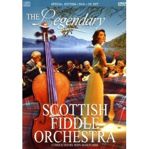 SCOTTISH FIDDLE ORCHESTRA-THE LEGENDARY DVD *NEW*