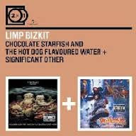 LIMP BIZKIT-CHOCOLATE STARFISH SIGNIFICANT OTHER 2CD *NEW*
