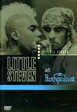 LITTLE STEVEN AT ROCKPALAST DVD ZONE 2 *NEW*