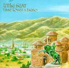 LITTLE FEAT-TIME LOVES A HERO CD *NEW*