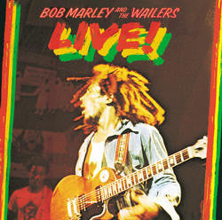 MARLEY BOB AND THE WAILERS-LIVE *NEW*