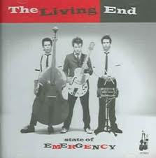 LIVING END THE-STATE OF EMERGENCY CD VG