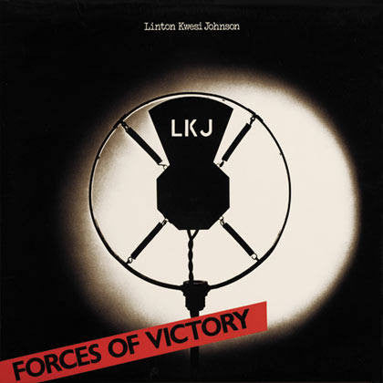 JOHNSON LINTON KWESI-FORCES OF VICTORY CD G