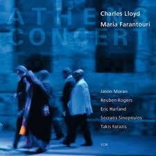 LLOYD FARANTOURI-ATHENS CONCERT CD *NEW*